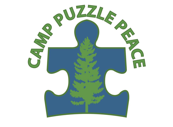 Camp Puzzle Peace Board